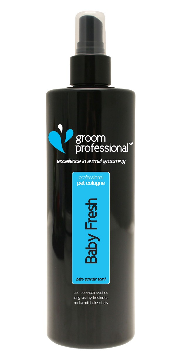 Groom professional cologne - Baby Fresh Image