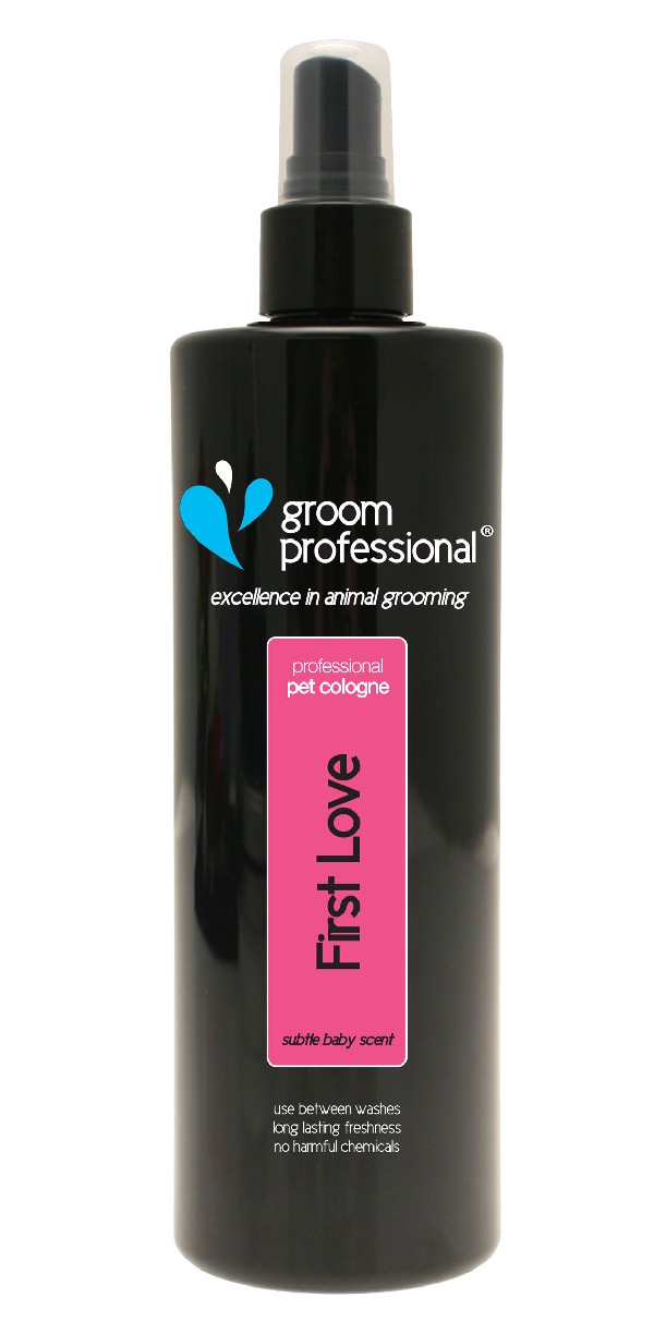 Groom professional cologne - First Love Image