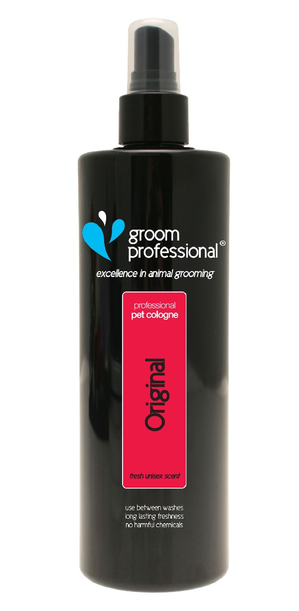 Groom professional cologne - Original Image