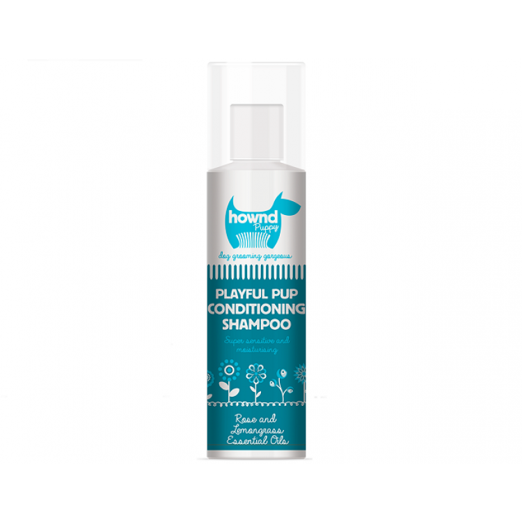 Hownd - Playful Pup Natural Conditioning Shampoo 250 ml Image