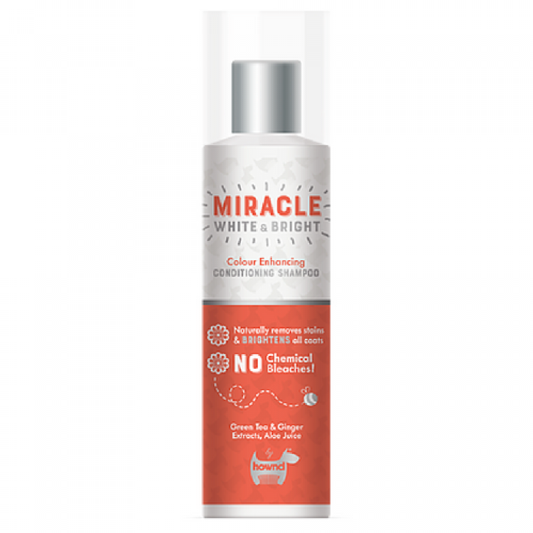 Hownd - Miracle White & Bright Colour Enhancing Conditioning Shampoo 250 ml Image