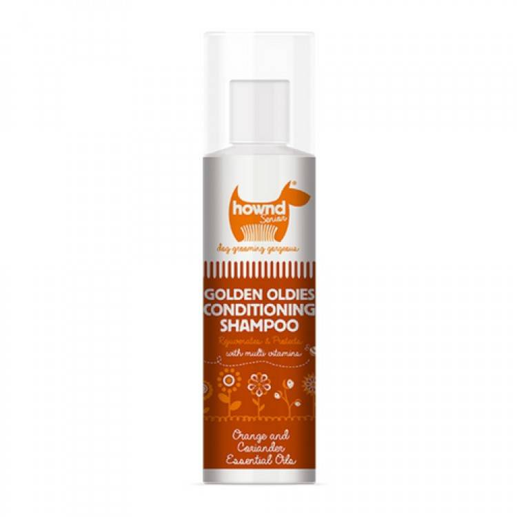 Hownd - Golden Oldies Natural Conditioning Shampoo 250 ml Image